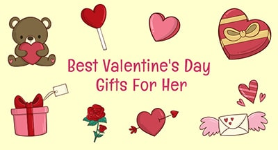 17 Best Valentine's Day Gifts For Her