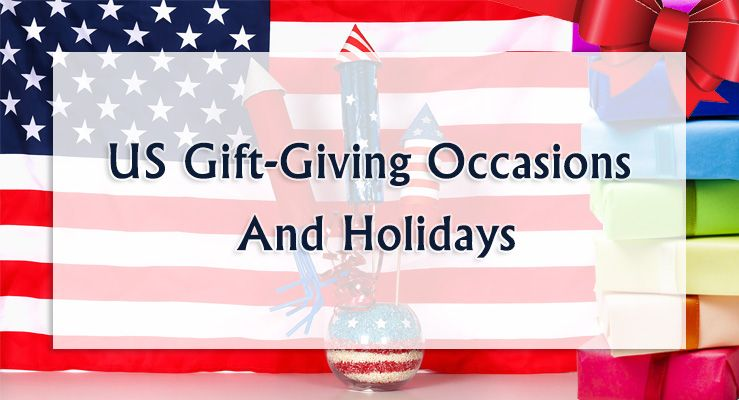 12 Gift-Giving Occasions In The United States